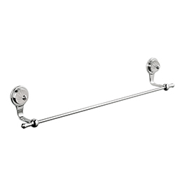 Long towel rail. Cm 60