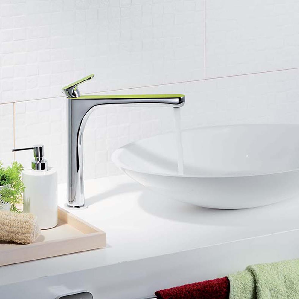 Contemporary Bathroom Faucets Archisesto Chicago - Bathroom fixtures chicago