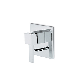 Single lever concealed bath/shower mixer