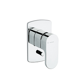 Single lever concealed bath / shower mixer