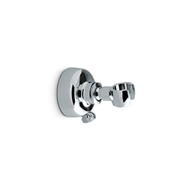 "Adjustable support for hand shower with 1/2"" wall union."