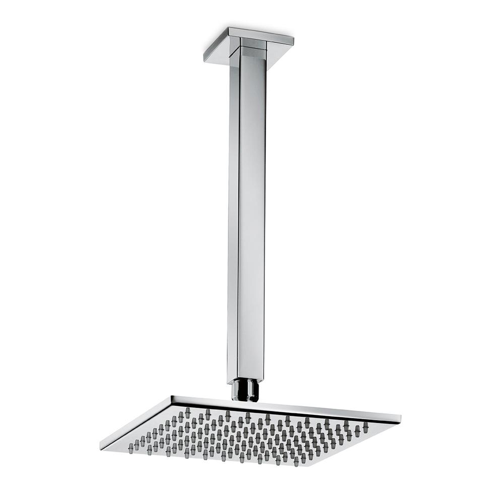 67792 soffione doccia a soffitto in ottone con getto a pioggia - Soffione doccia soffitto ...