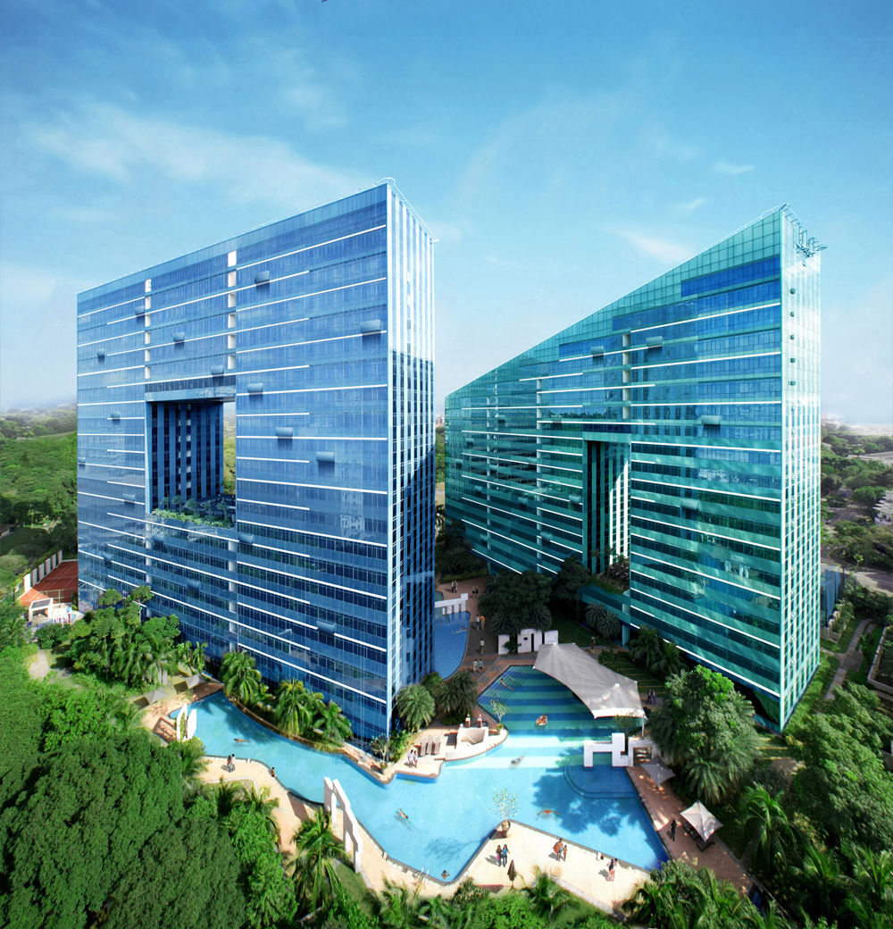 newform for the luxury orchard scotts residences in singapore